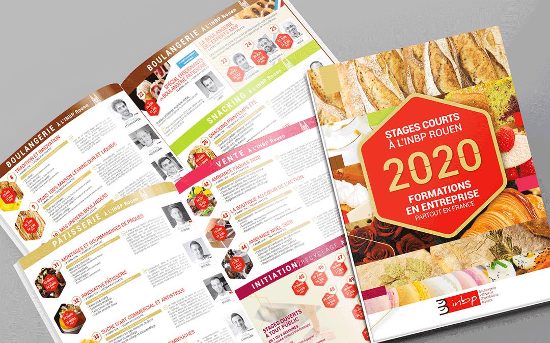 Catalogue INBP 2020 : une formation complète